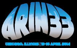 ARIN33_logo